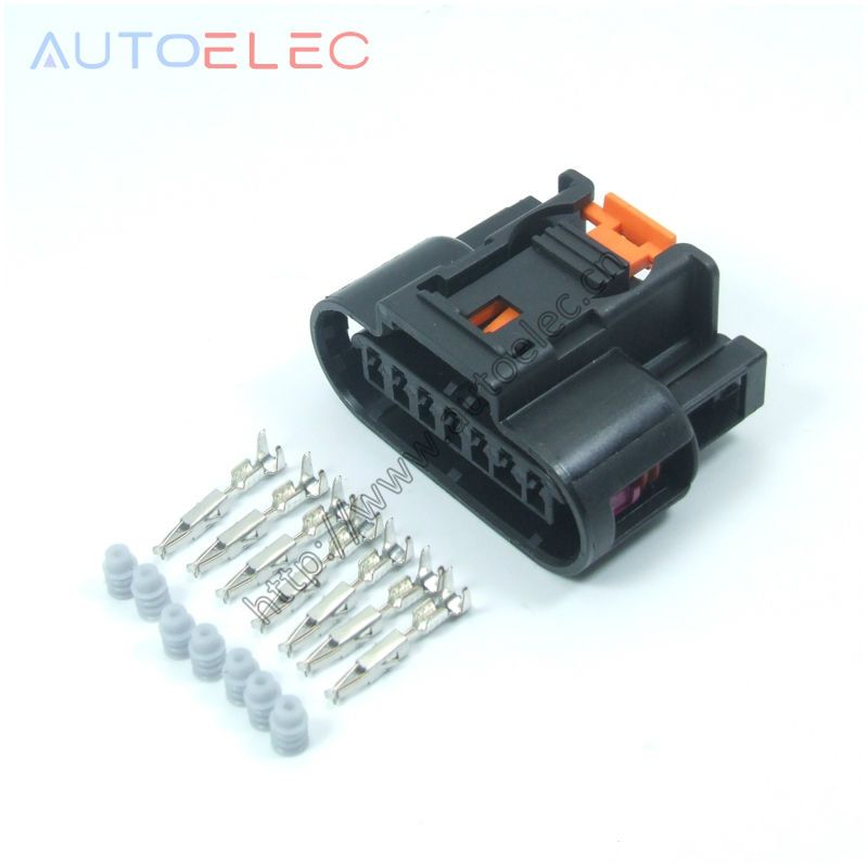 2 8mm 2 3 4 6 9 Pin Automotive 2 8 Electrical Wire Connector Male Female Cable Terminal Plug Kits Motorcycle Ebike C Electrical Wire Connectors Plugs Connector