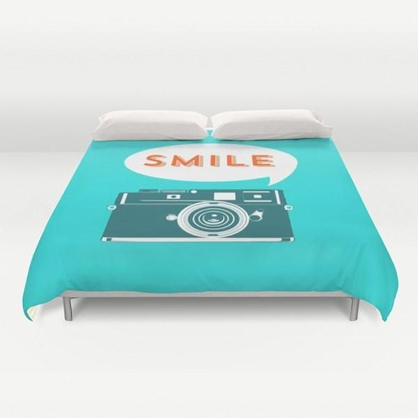 Smile Duvet Cover