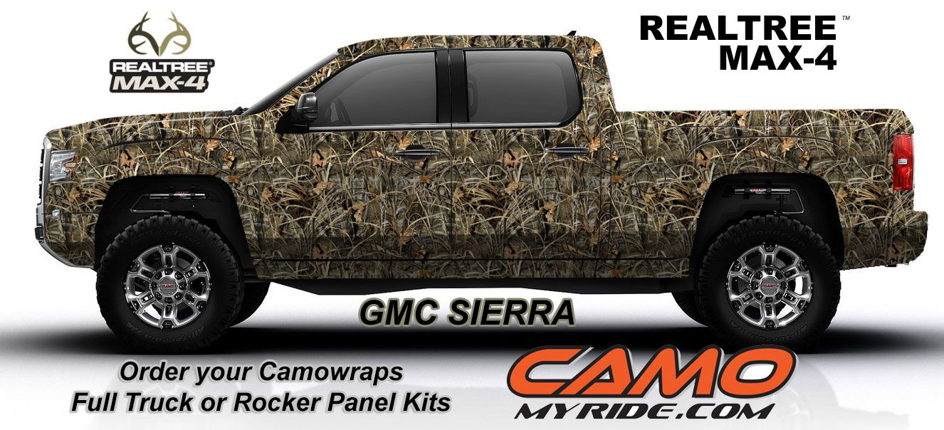 Get Your Camo Truck Wrap Kits At Www Camomyride Com Over 60 Camo Patterns To Choose From Camo Truck Accessories Camo Truck Camo Truck Wrap