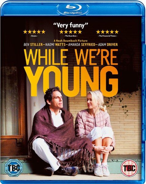 Poka My Molody While We Re Young 2014 Hd 720 Ru Eng Filmy Serialy Anglijskij