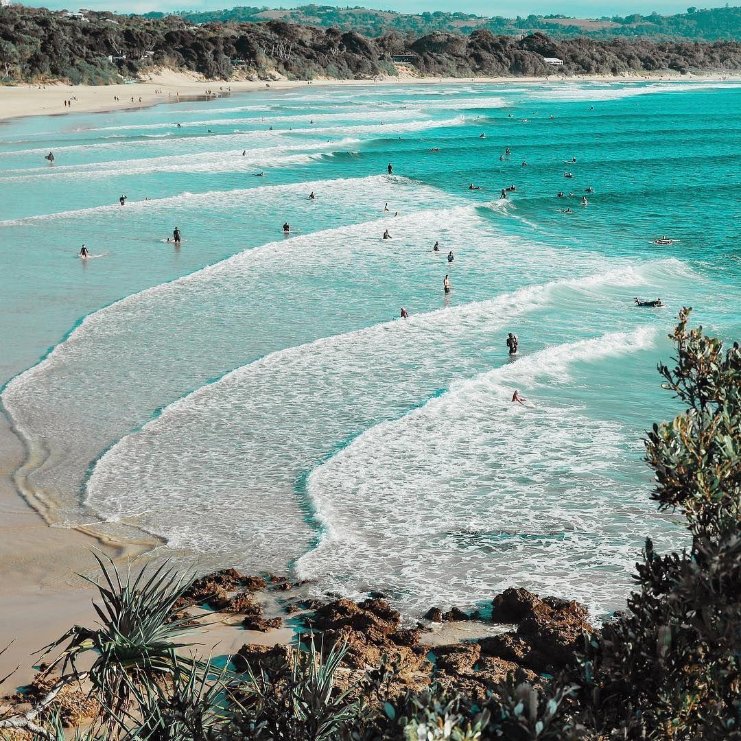 The pass Byron Bay Kirsty Cane, Australia sur Instagram