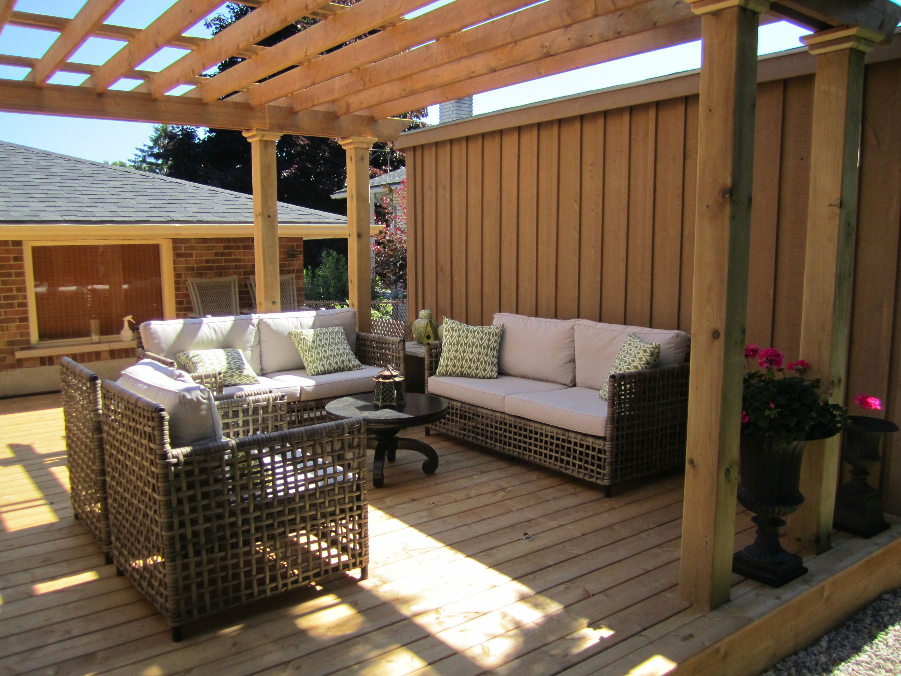 The Murphy Outdoor Room in Galt ON | Outdoor living ... on Ab And Outdoor Living id=76389