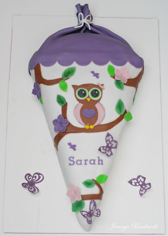 Photo of Eine Schultüte zum Schulanfang für meine Tochter – Jennys Backwelt