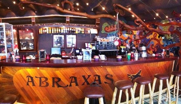 The Abraxas Coffeeshop Remains One Of If Not The Highlight Of My