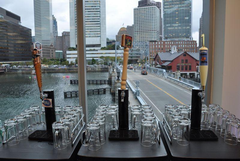 Beer Taps, Kegerator, Boston Beer, Bartenders For Hire