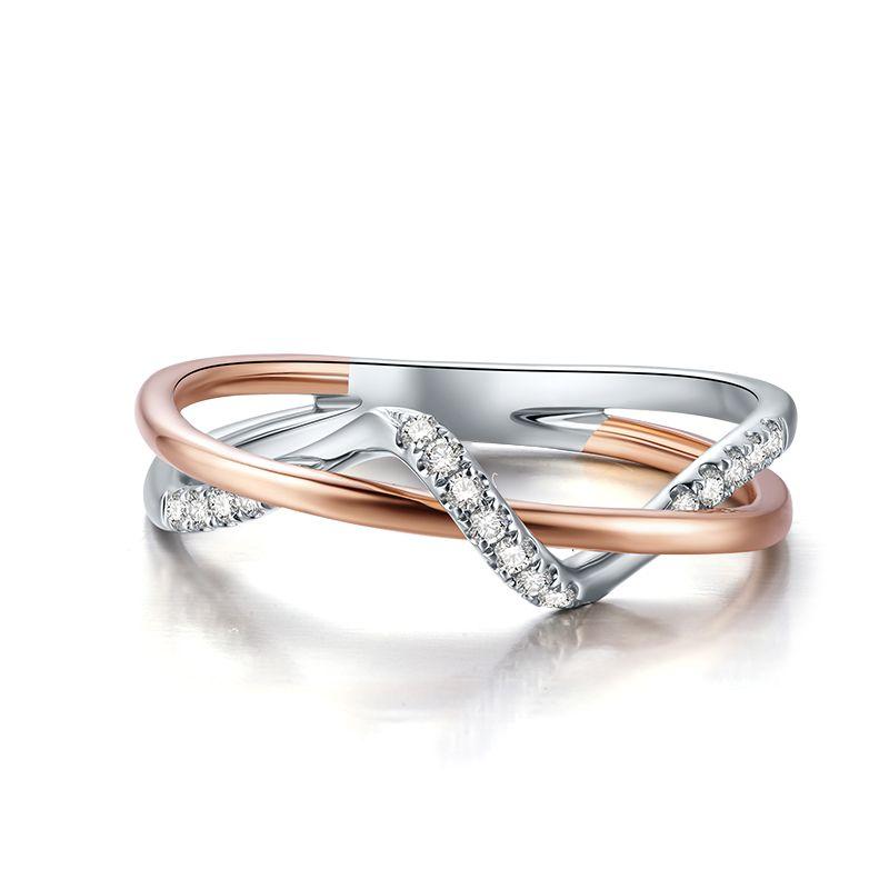 酷愛鑽飾系列 - 戒指 | 金至尊珠寶