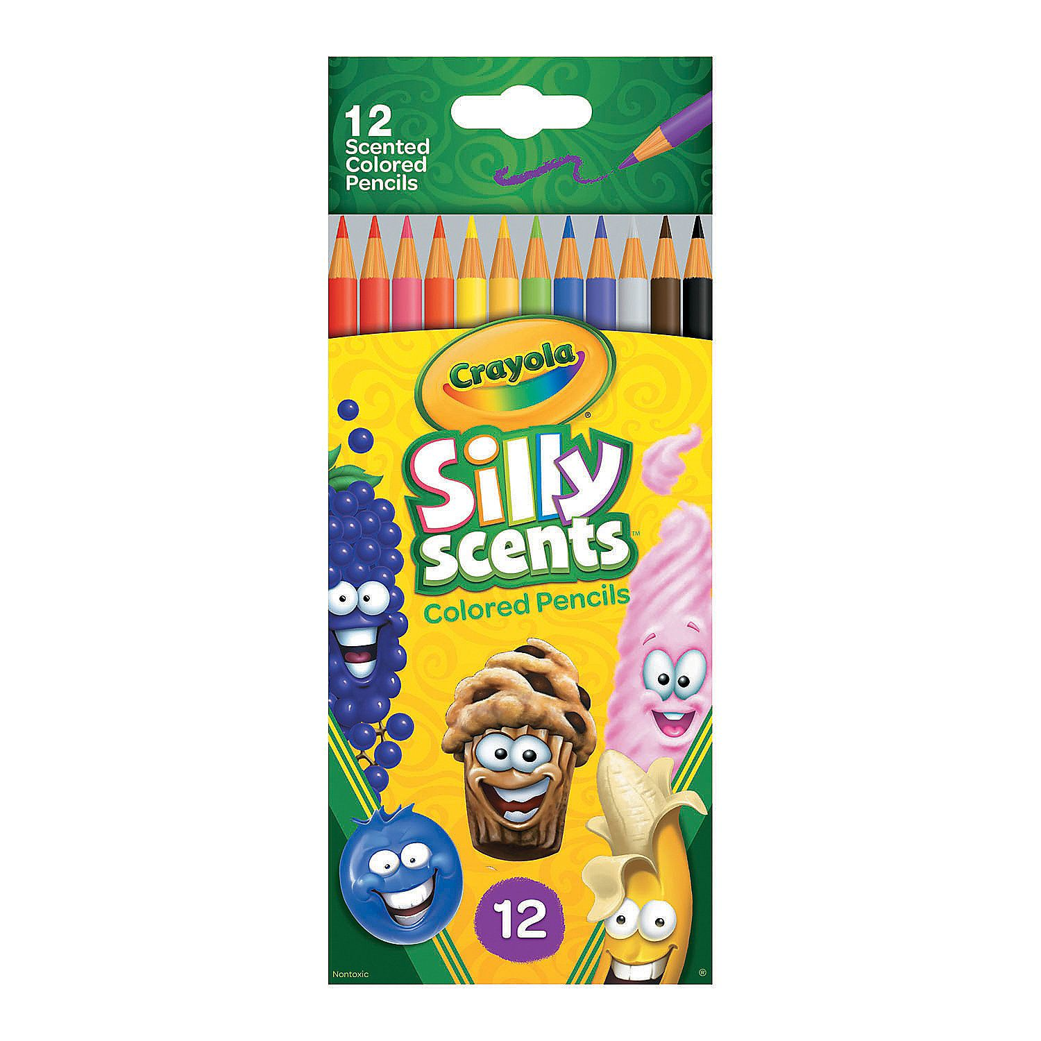 20++ Printable crayola silly scents coloring pages ideas in 2021