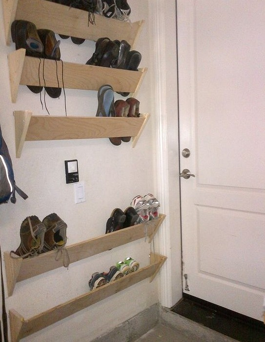 39 Wise Methods Of Shoes Storage That Save Rome With Images