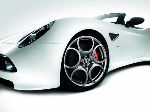 Alfa Romeo 8c Spider Work Of Art Cheap Used Cars Car Wheels Diy