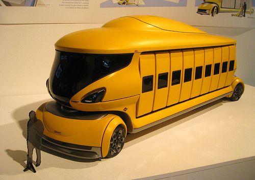 Onibus Futuro Concept Car Design Future Concept Cars Truck Design