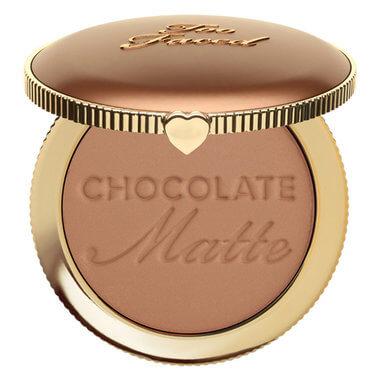 Too Faced Chocolate Soleil Matte Bronzer Chocolate