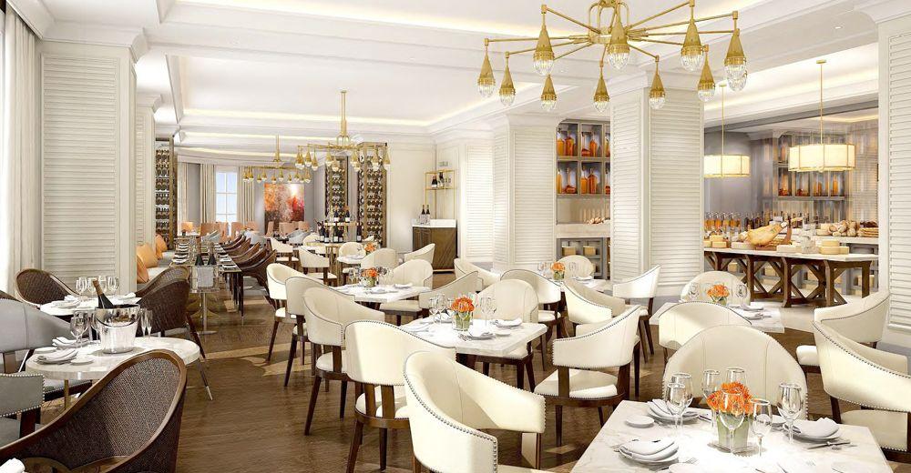 Hotel brands invest in Aus Hotel, Langham