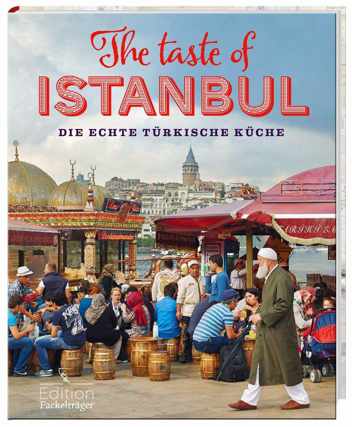 Insane in the Kitchen: The taste of Istanbul -  Kochbuch-Rezension und Ve...
