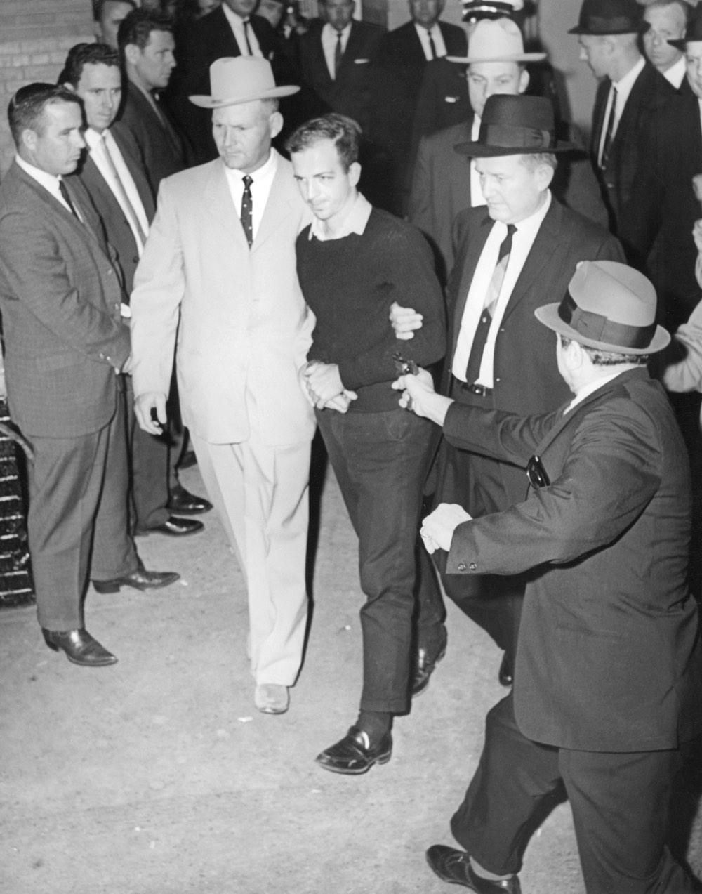 the other less famous photo of jack ruby shooting lee harvey