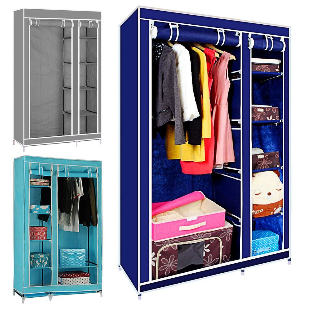 Garderobe Kast Grote Eenvoudige Wardrobewardrobe Kasten Eenvoudige
