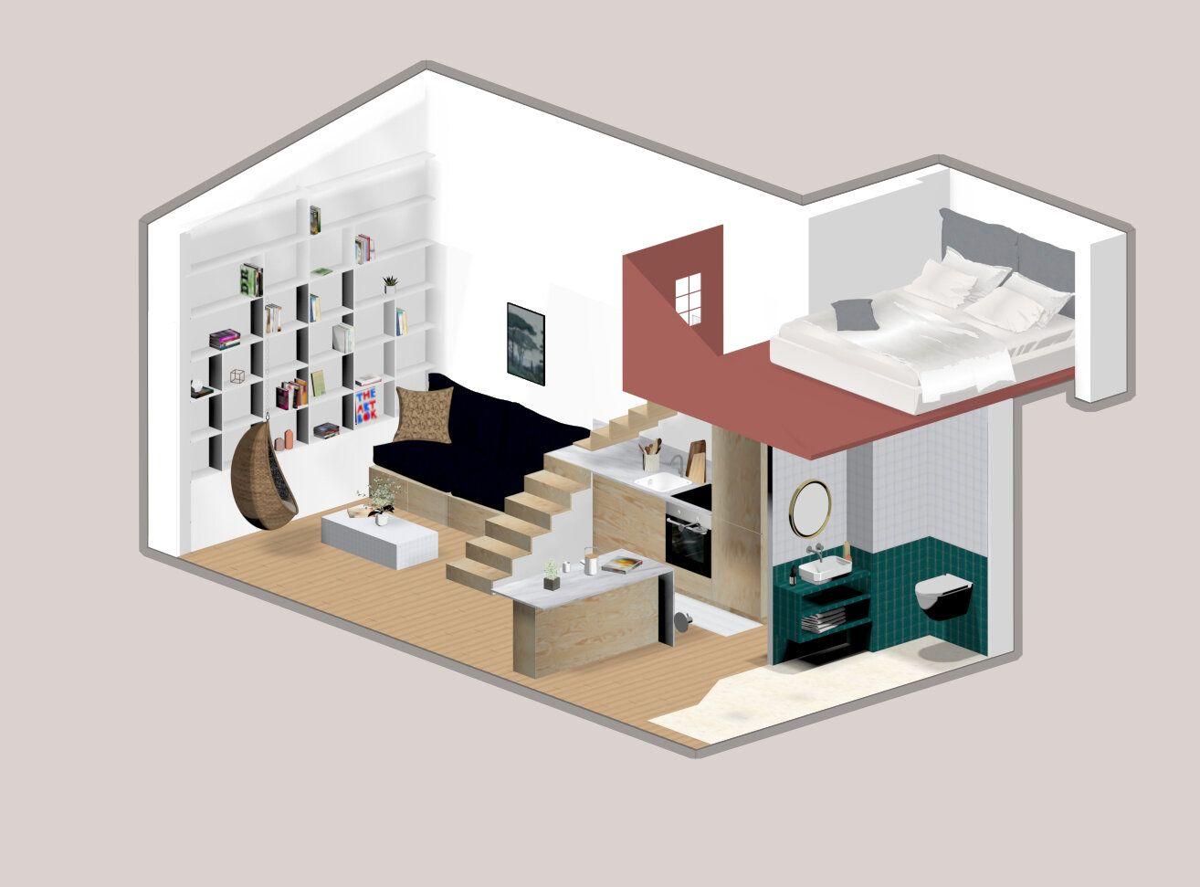 La Petite Maison d'Hôtes — Space factory   Maison d'hôtes ...