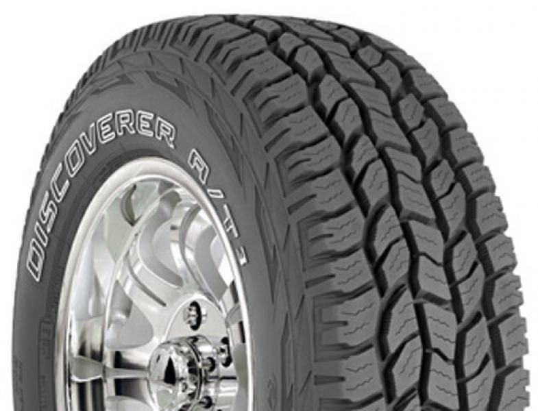 Cooper Tires Review >> White Letters 275 55 20 Gear Review Cooper Discoverer At3