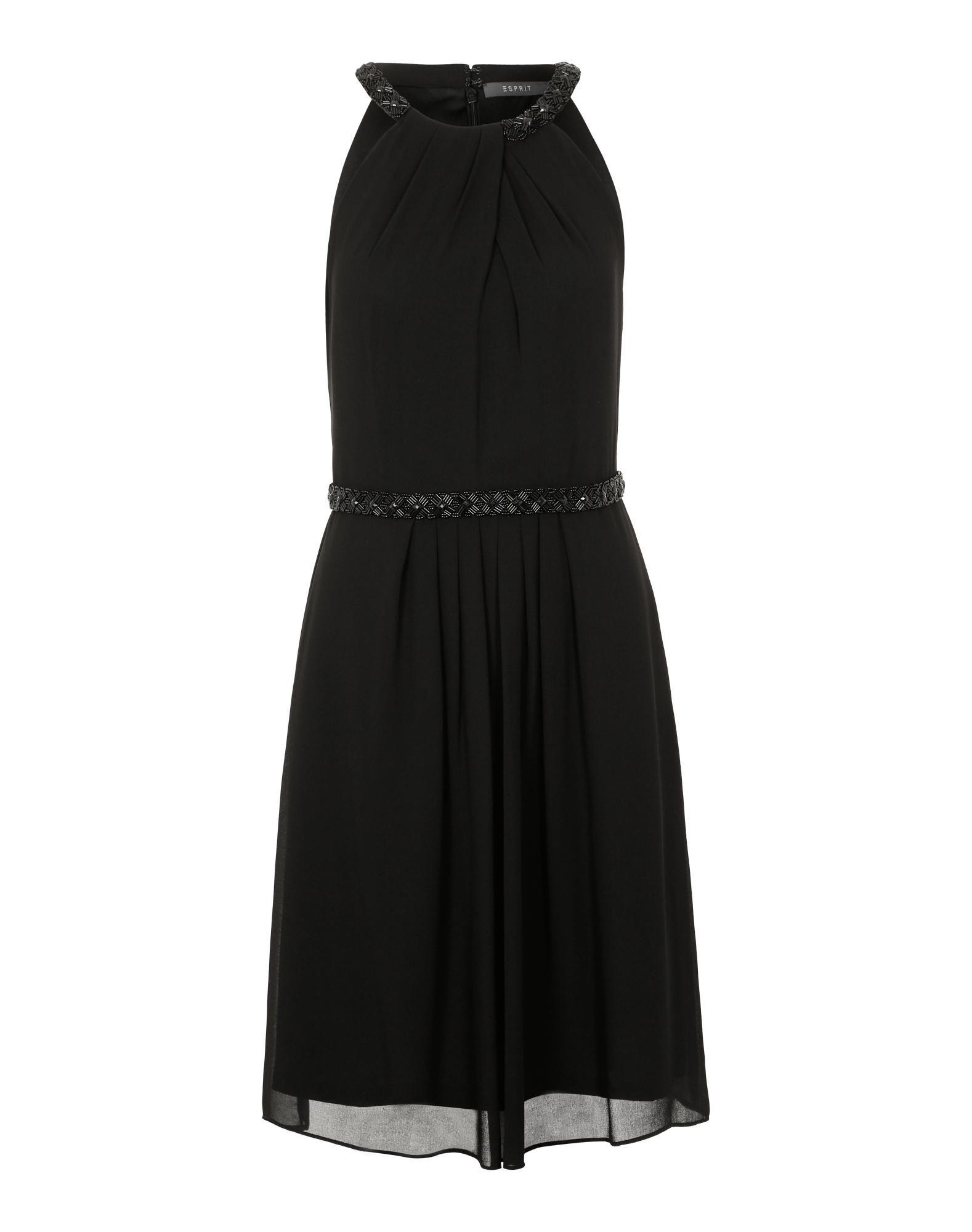 Kleid mit Chiffon Optik von Esprit Collection bei ABOUT YOU