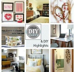 DIY Projects Pinterest | That DIY Party & DIY Highlights - DIY Show Off ™ - DIY Decorating ...