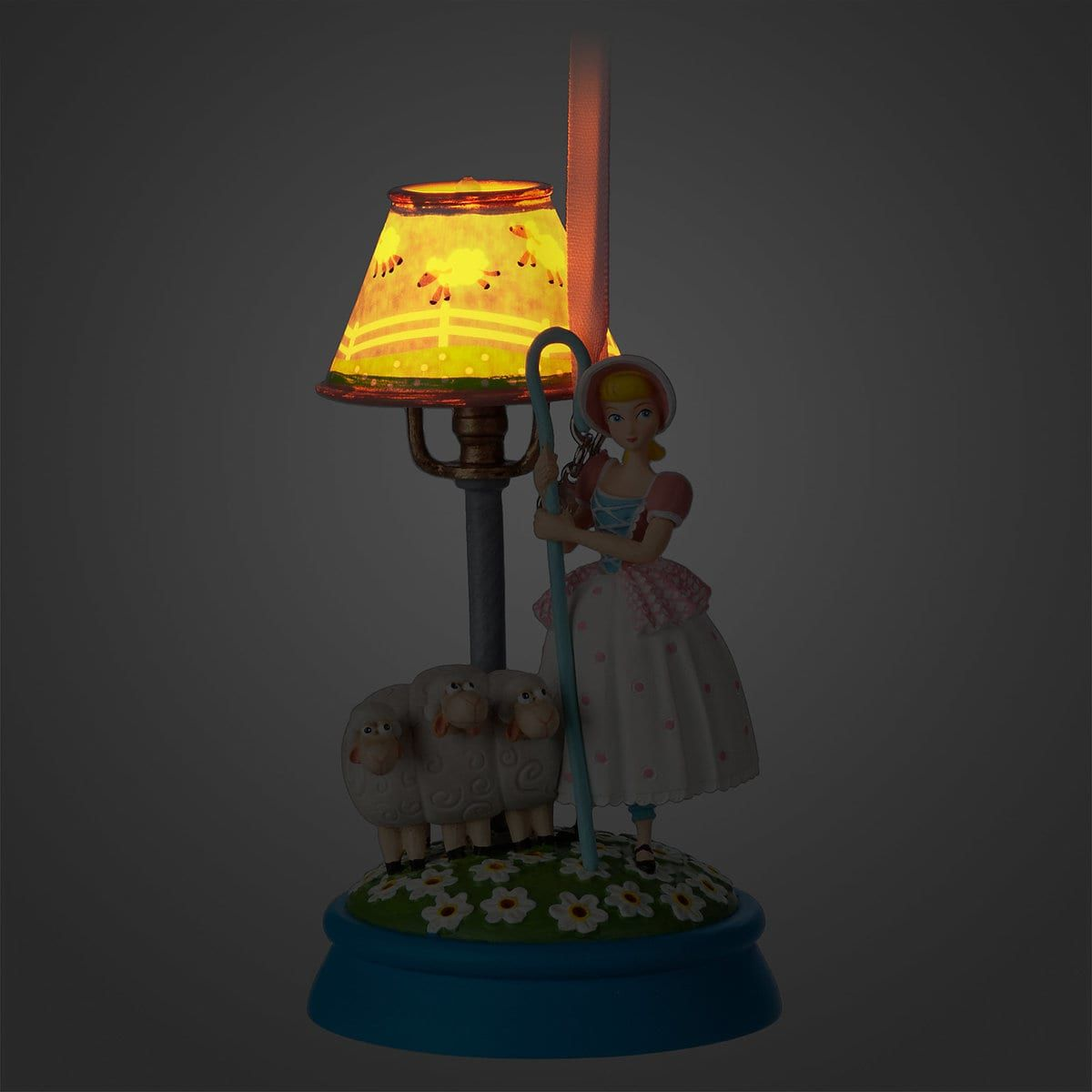 Bo Peep And Sheep Light Up Sketchbook Ornament Toy Story 4 Sketchbook Ornaments Novelty Lamp Hanging Ornaments