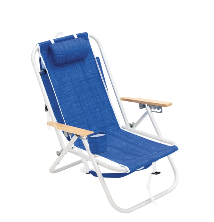 18 Comfortable Beach Chairs You Can Take From The Sand To The Backyard Backpack Beach Chair Folding Beach Chair Backpacking Chair