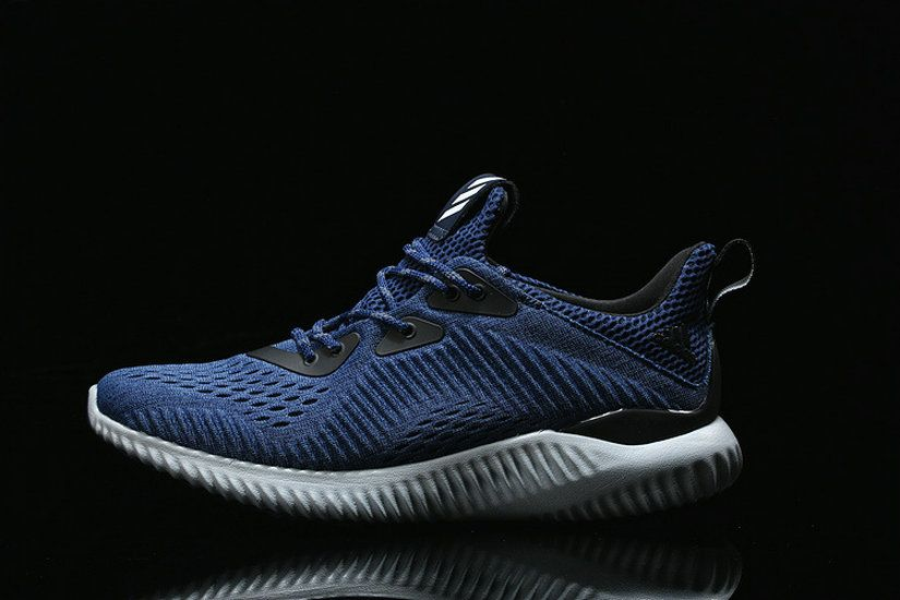 748b767b84023 Adidas Alphabounce Engineered Mesh Collegiate Navy Bw0324 Cheap Priced Shoe