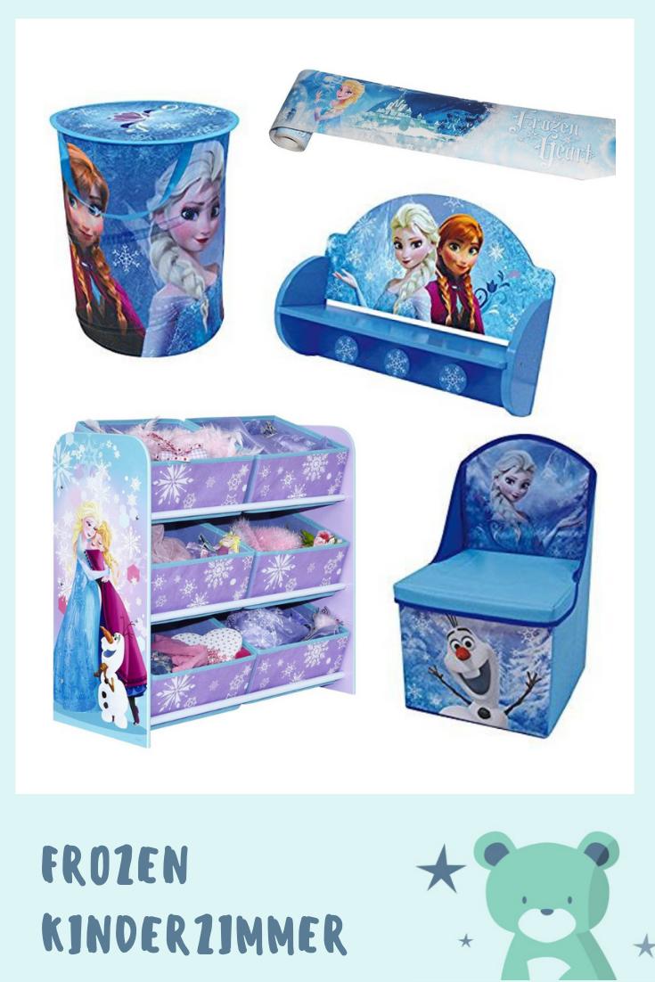 Kinderzimmer Für Eine Eiskönigin Frozen