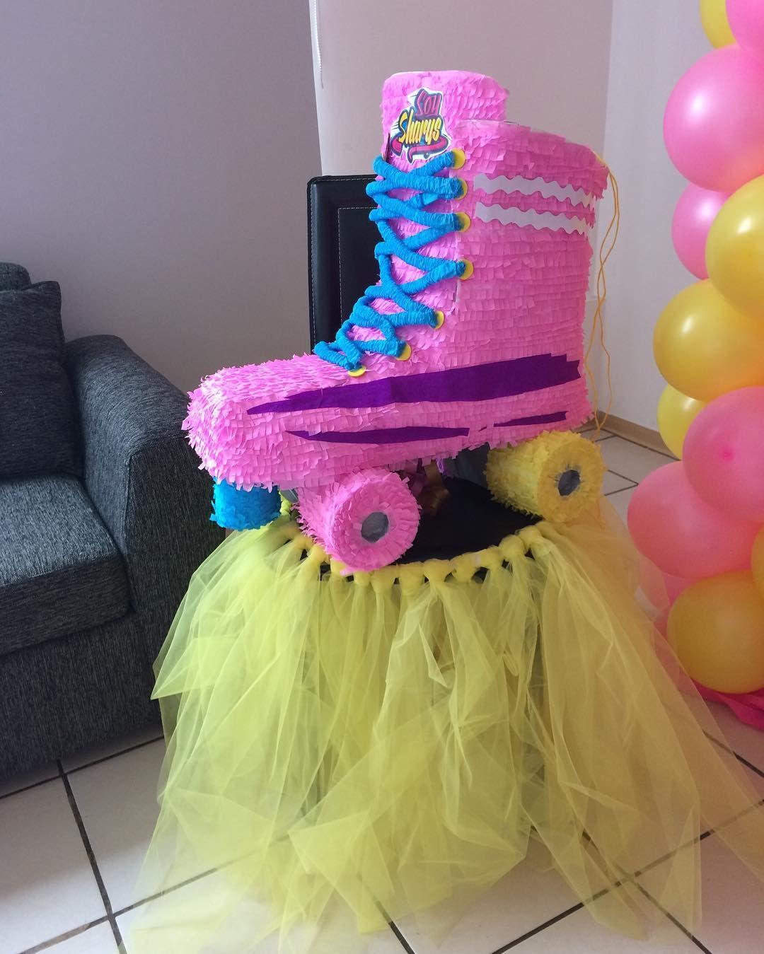 Pi atas soy luna 5petalos cumplea os fiestastematicas cotillon de fiesta party themes - Pinatas de cumpleanos ...