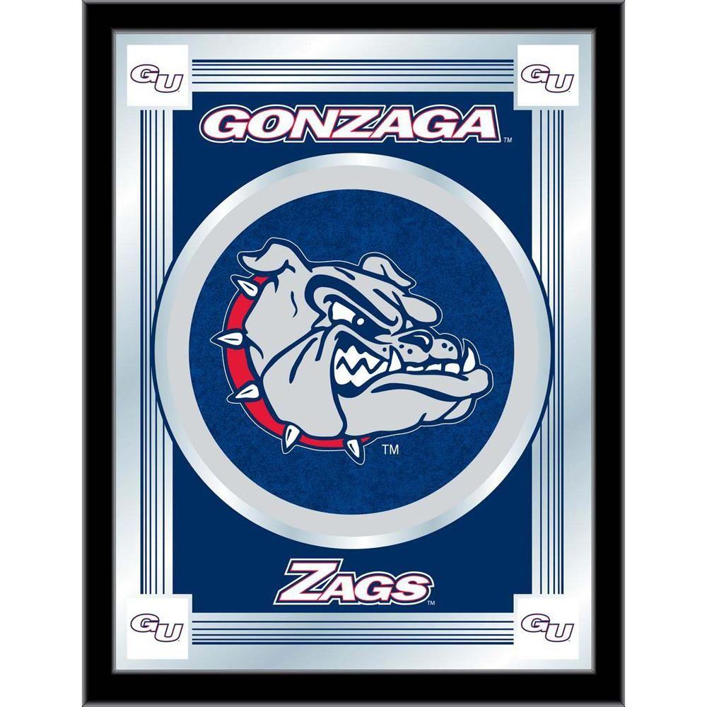 NCAA Wisconsin Badgers W Logo Mirror Holland Bar Stool Co 17 X 22-Inch
