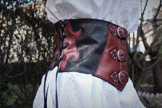 ceinture large en cuir   serre taille cuir   ceinture large   serre taille    ceinture 7f30f28aef2