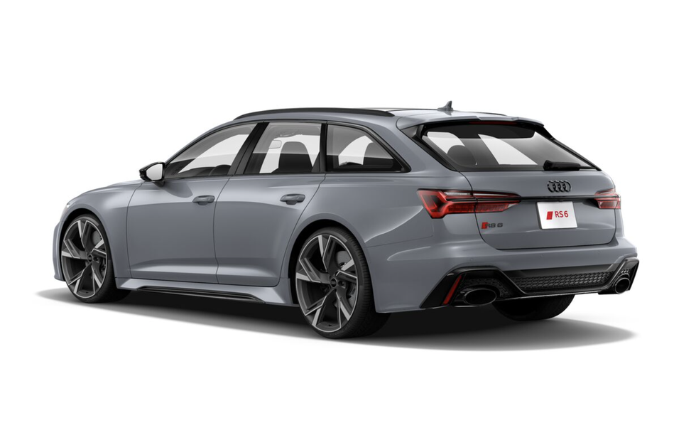 how we'd spec it 2021 audi rs6 avant the wagon of our