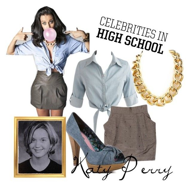 Celebrity Yearbook Katy Perry by disney4life3659614 liked on