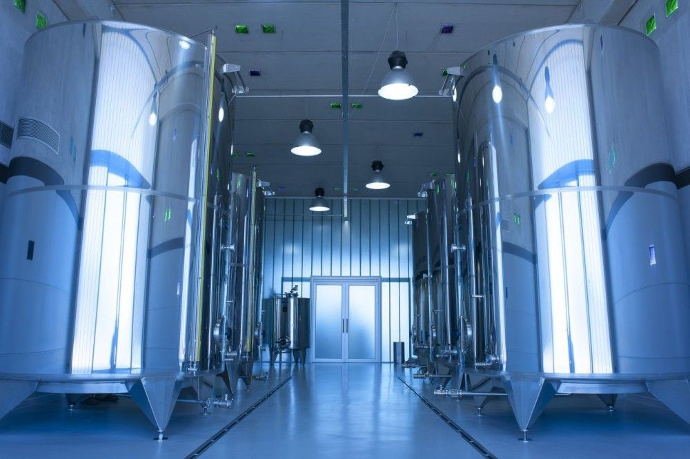 Gallery Of Oil Factory Marcelo Daglio Arquitectos 7 Gallery Beer Brewery Oils