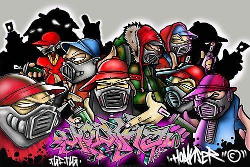 Graffiti Blog Graffiti Rap Hip Hop Street Art