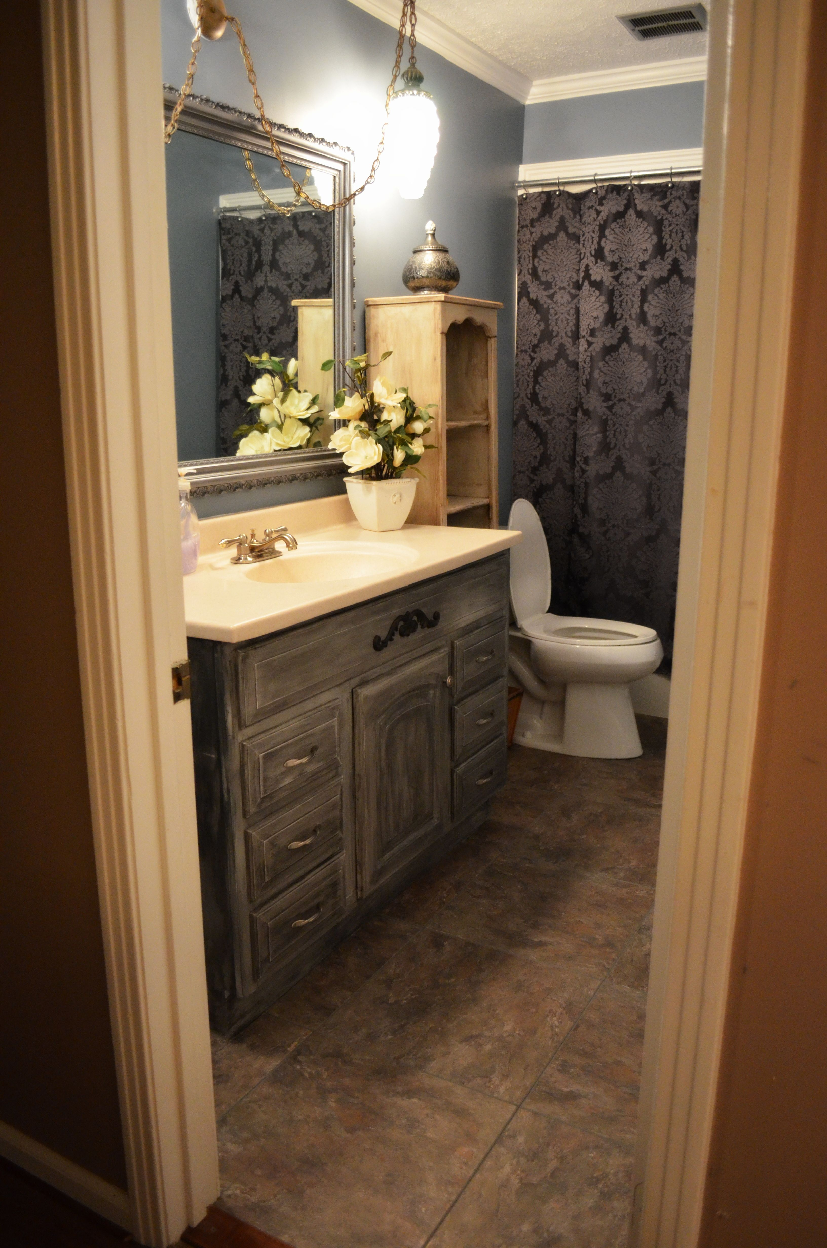 redoing bathroom%0A Bathroom Makeover  Beautiful