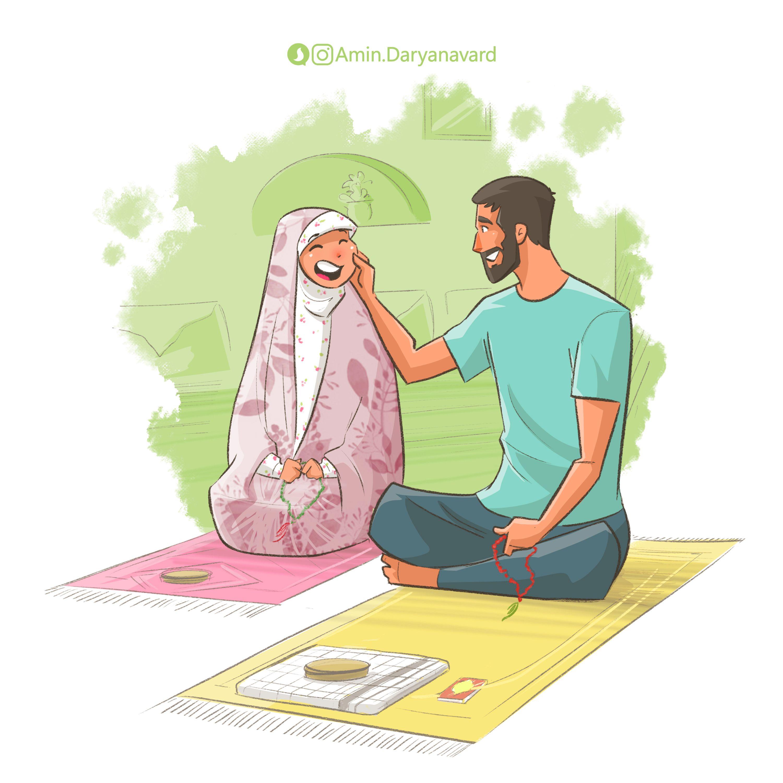 Amin Daryanavard Islamic Lifestyle Lifestyle Art Hijab