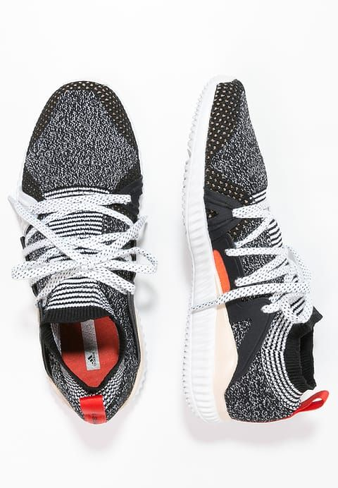 adidas by Stella McCartney EDGE TRAINER BOUNCE - Sports shoes - solid  grey white red for £116.99 (17 12 16) with free delivery at Zalando 98e8e9786aa