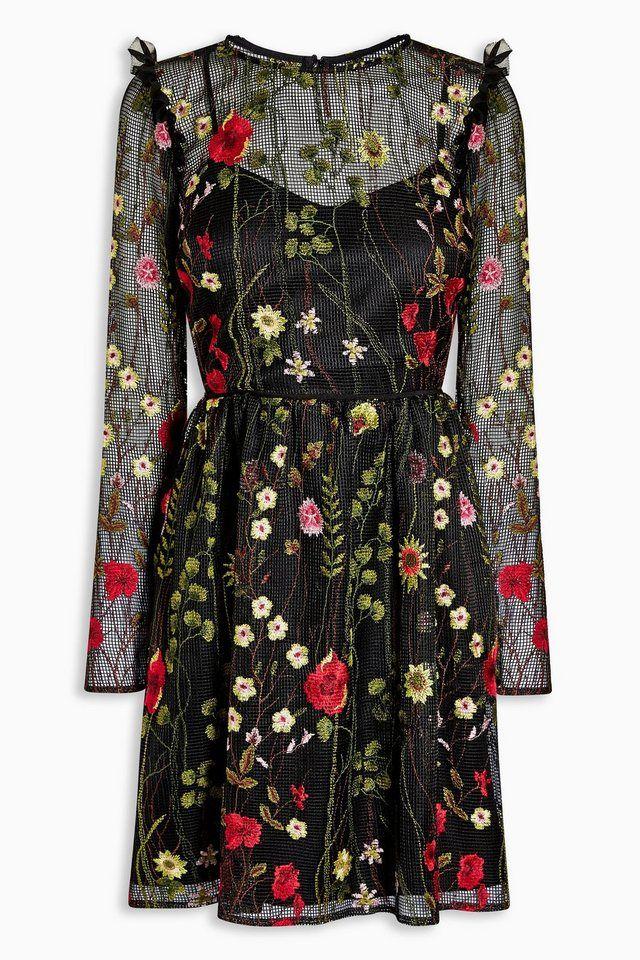 Next Kleid mit Animal-Print online kaufen   Kleider ...