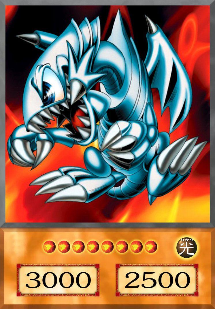 Blueeyes toon dragon anime by yugiohanime on deviantart