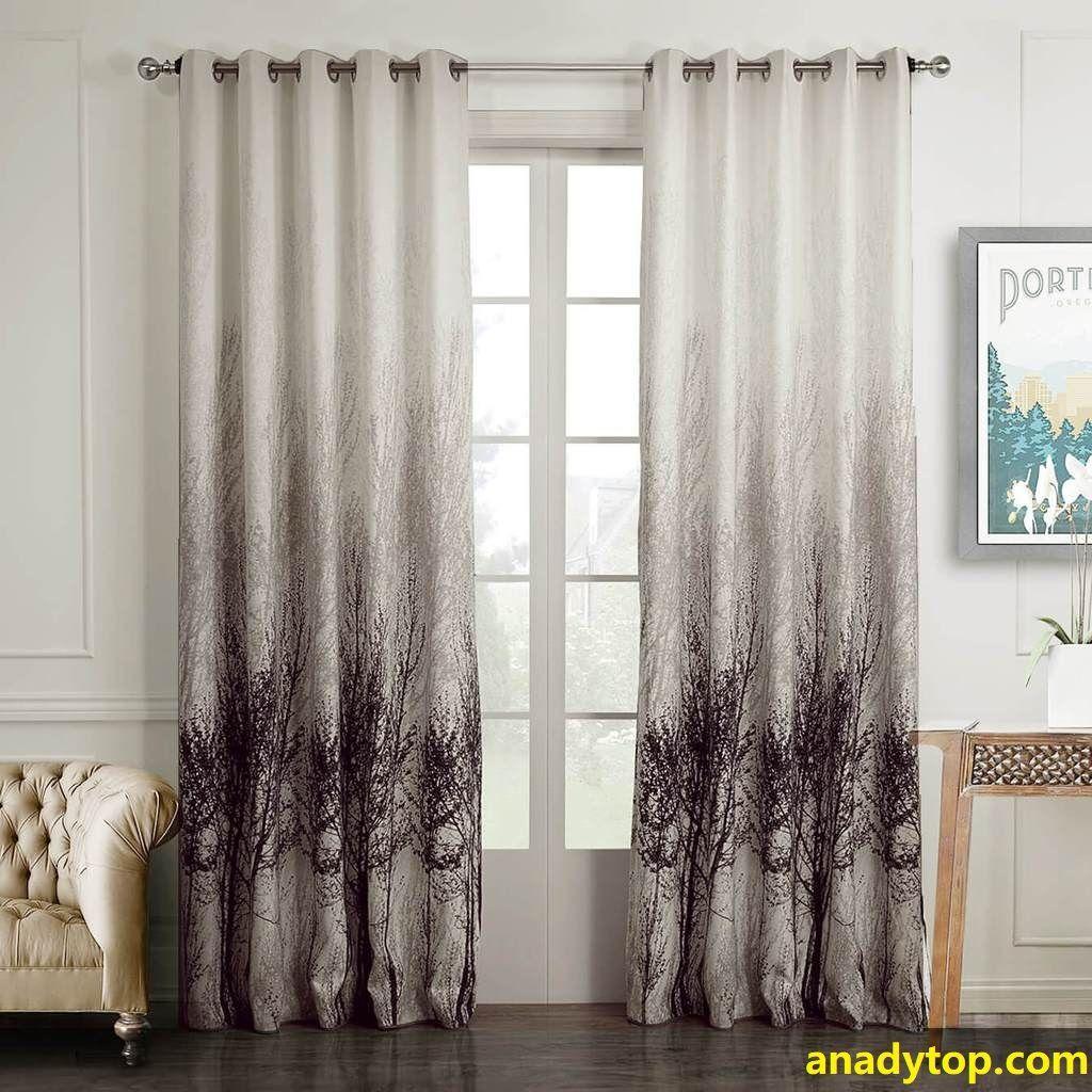 Purple Tree White Drapes For Living Room Blackout Curtains For Sale Vorhange Wohnzimmer Vorhange Gardinen Schlafzimmer Vorhange