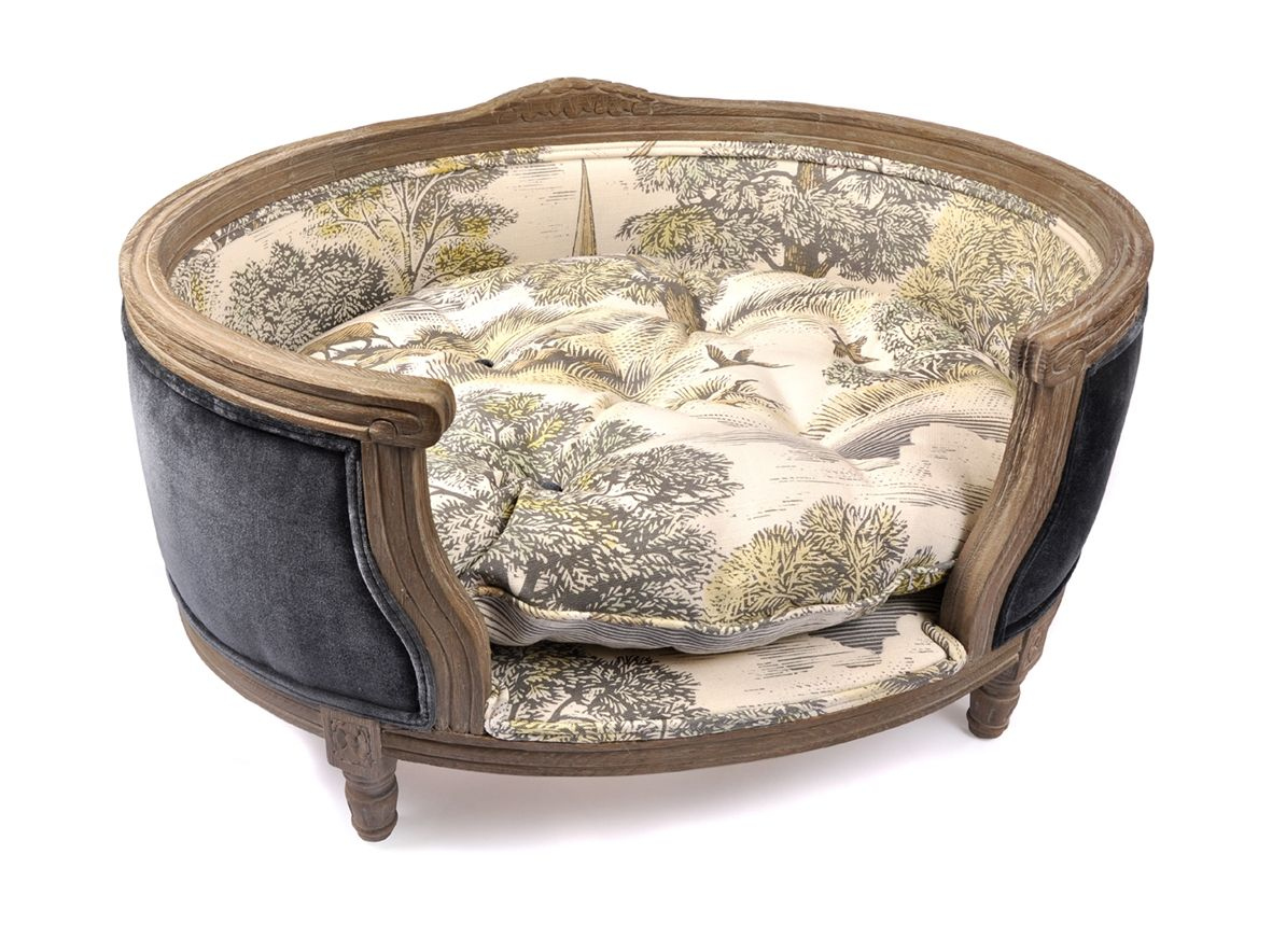 Cute Luxury Dog Beds Uk In Addition To