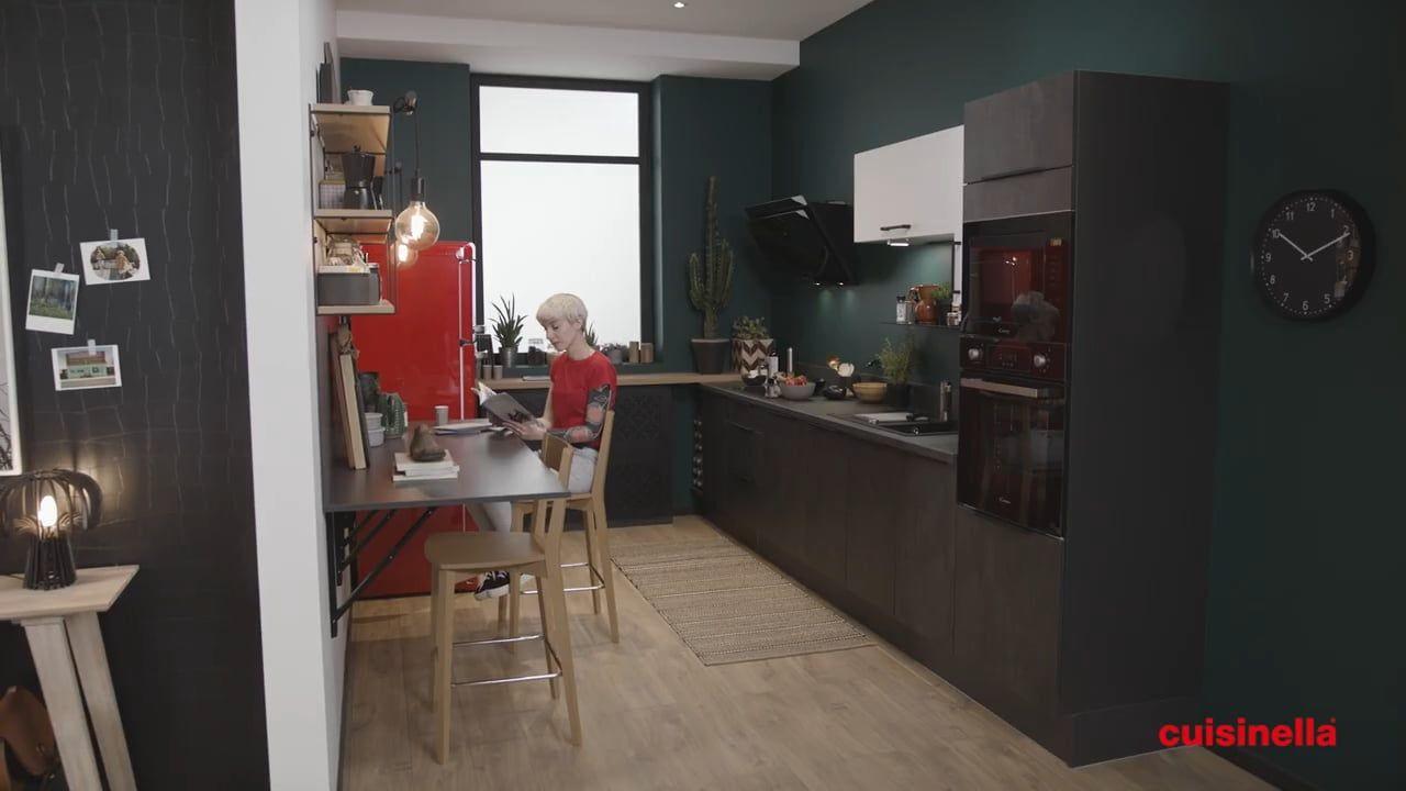Cuisine Cuisinella Vega Dark Fusion Cuisine Kitchen Kitchen