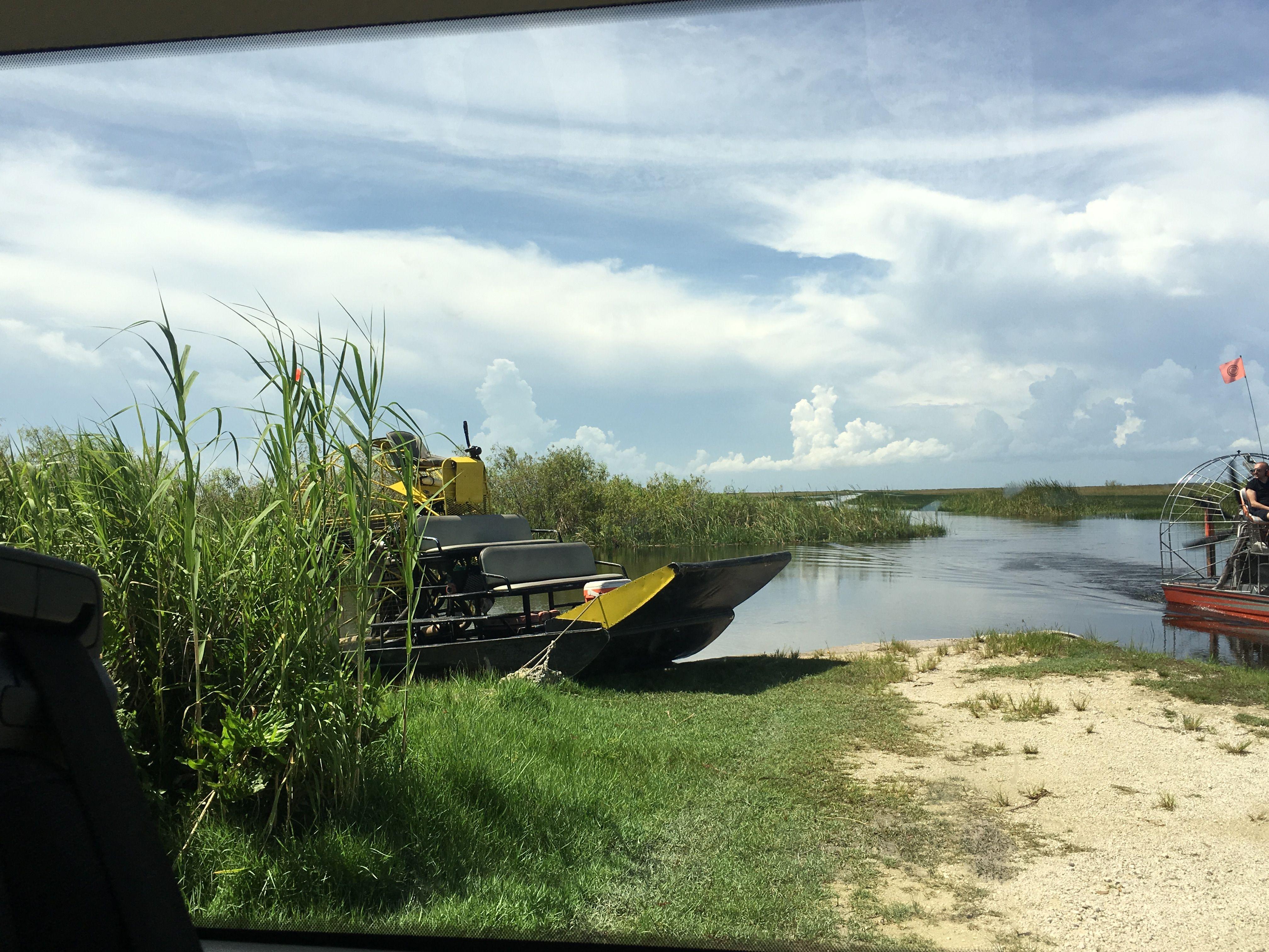 Miami Florida Everglades Miami Everglades Tour