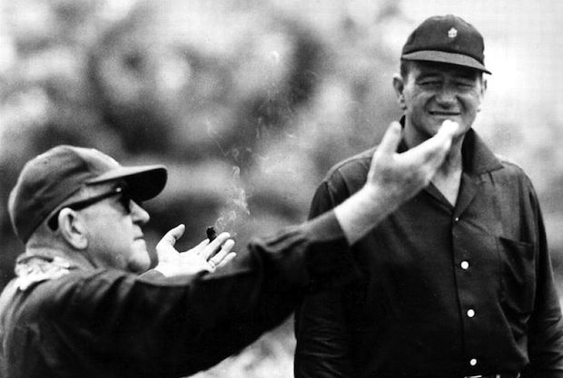 John Ford and John Wayne:  Top 10 Actor/Director Collaborations - Movie Features - Entertainment Fuse