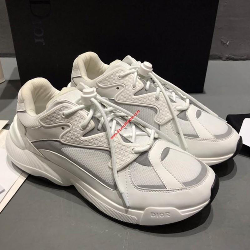 Dior B24 Luminous Sneaker White in 2020