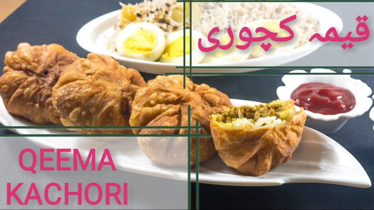 keema kachori recipe kookingk karachi ki cooking ramadan recipes recipes cooking on hebbar s kitchen kachori id=73923