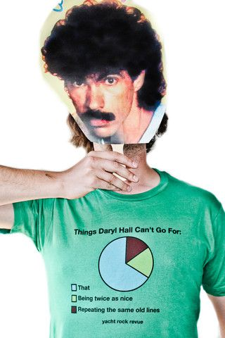 Things Daryl Hall Can't Go For Pie Chart Shirt | Daryl hall