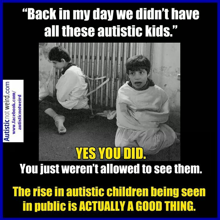 What If There Is No Autism Epidemic >> There Is No Epidemic It S Visibility A U T I S M Different Not