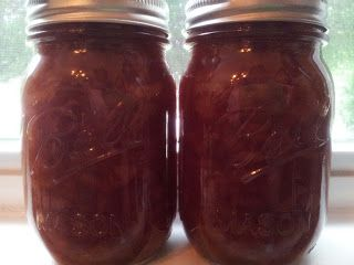 Southern Forager: What To Do With Hard Pears...Pear Preserves