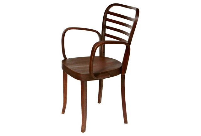 1930s Spanish Bentwood Chair